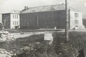 ligonine. 1957 m.