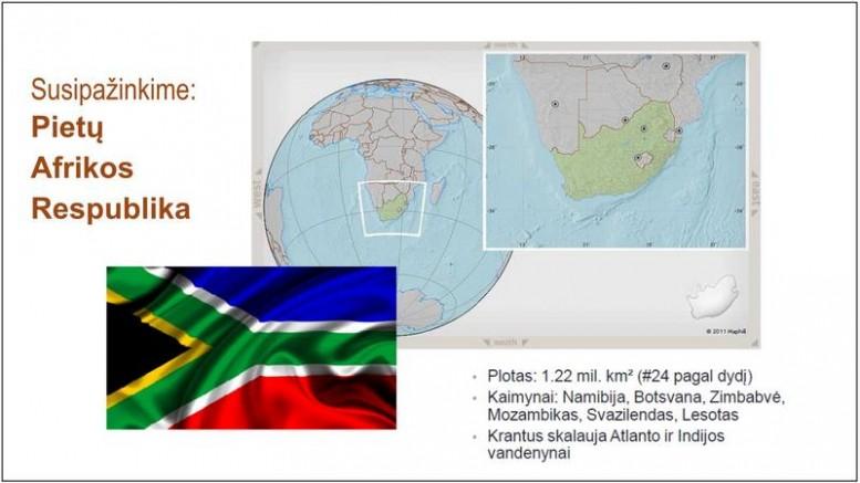 PRANEŠIMAS dėl ES ir Pietų Afrikos strateginės partnerystės - A/