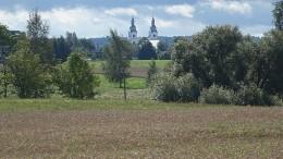 Žemaičių Kalvarijos bažnyčia.