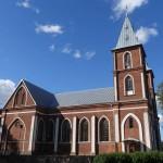 Papilės bažnyčia.