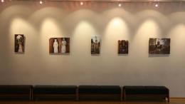 V. Astrauskienės foto darbų paroda Kaišiadorių Kultūros centre.