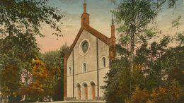 Evangelikų liuteronų bažnyčia Verdainėje.