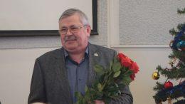 Naujasis Šilutės rajono savivaldybės mero pavaduotojas Algis Bekeris.