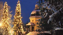 Oberndorf'o koplyčia.