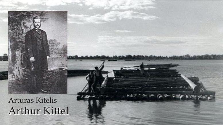 A.Kitelis. Rusnės gydytojas dažnai galėjo matyti upe plukdomus sielius.