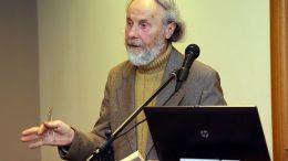J. Šidiškis sakė, kad dvasinė sąmonė visiškai nepriklauso nuo smegenų funkcijos. Artūro STAPONKAUS nuotrauka.