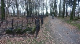 Kam atrodo, kad kapinės - tai parkas?