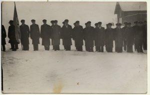 Nepriklausomybės 20-mečio minėjimas Rusnėje. V.Koncaičio nuotrauka.