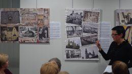 Vydūno jubiliejus prasidėjo fotomenininkės L.Valatkienės parodos atidarymu.