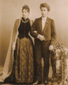 Vyduno vestuvine nuotr.1891 m-m