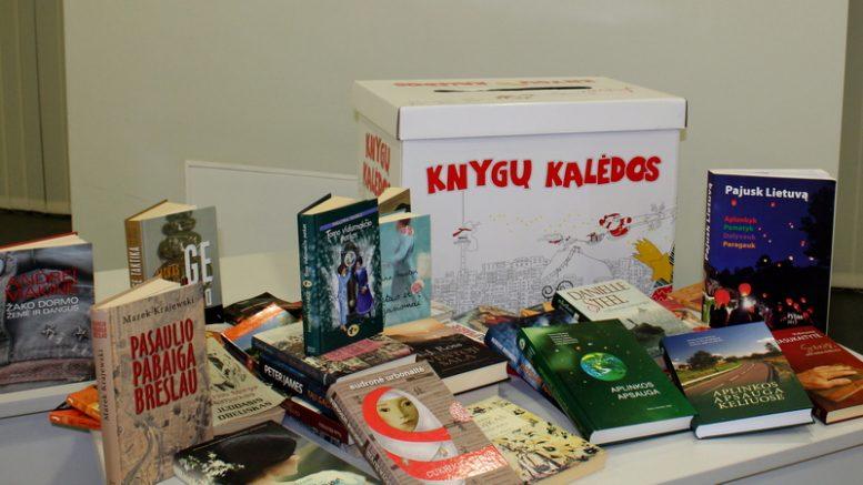 Knygų Kalėdos_Pagėgių Vydūno biblioteka