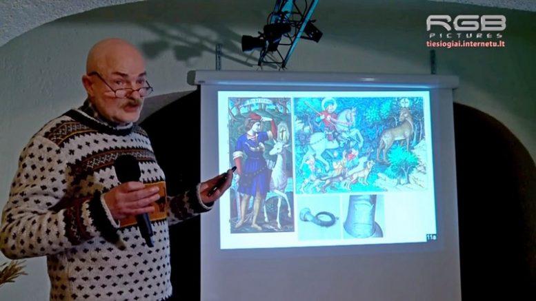 Dizaineris Kęstutis Mickevičius.