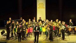 Šilutės orkestras Palangoje.
