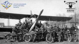 Skelbimui naudota nuotrauka - iš Lietuvos aviacijos muziejaus archyvo.