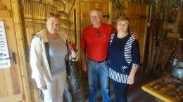 J. Jurkūnienė Mingės kaime šnekino Jurgį Gečą ir jo žmoną Oną.